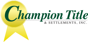 champion titlelogo